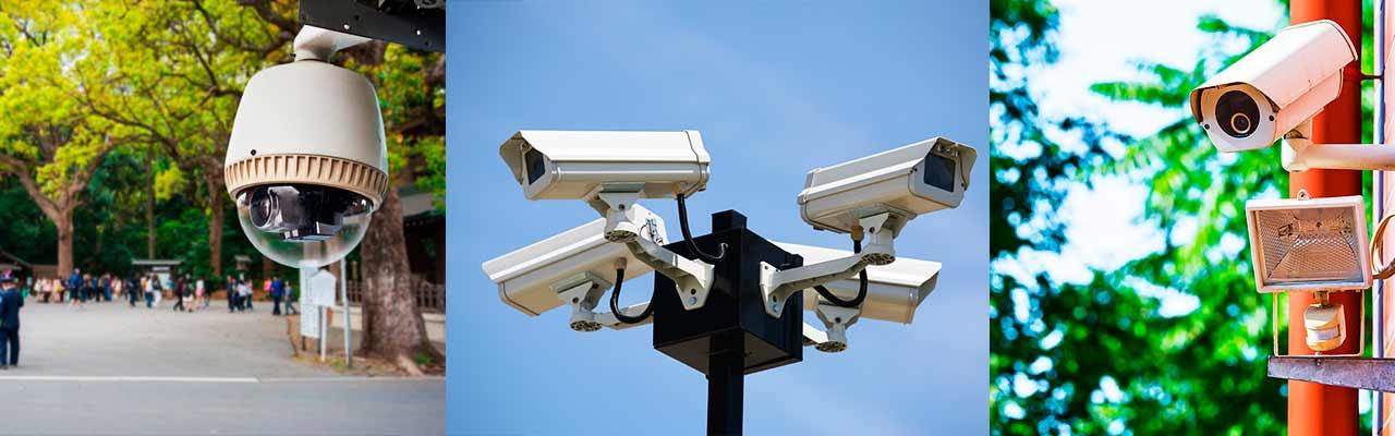 Наружное и уличное наблюдение — детально, на примере одного объекта